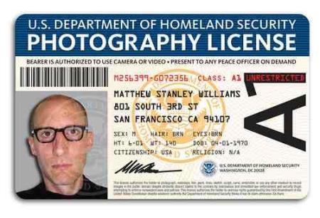 Photo-license