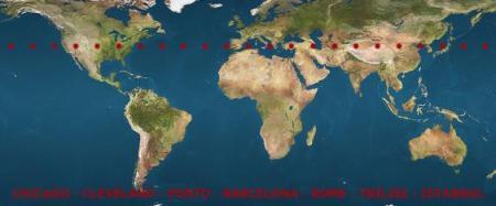 41st latitude