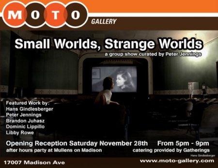 small strange worlds