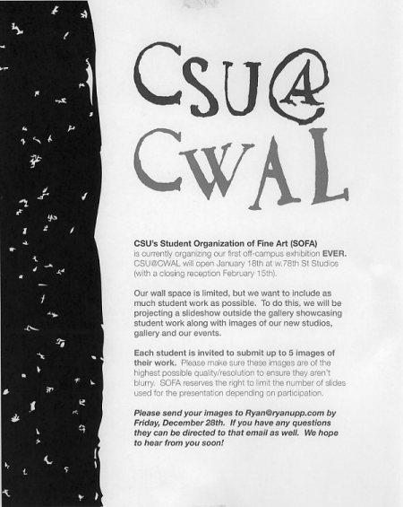 CSU at CWAL139